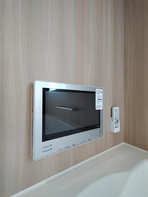 浴室テレビ(風呂)