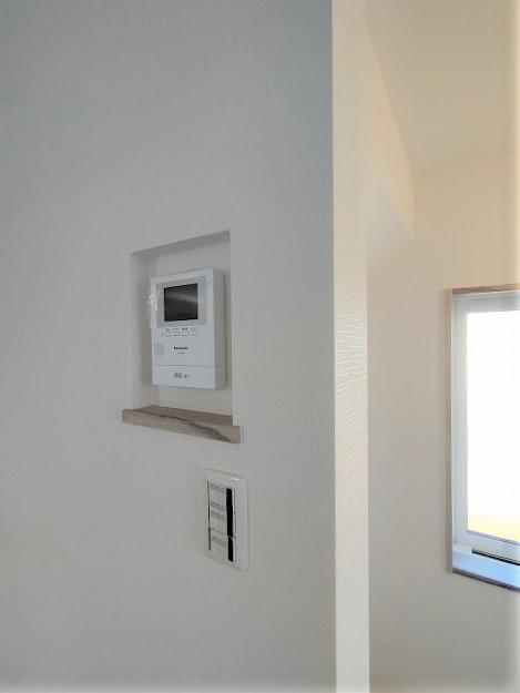 TV モニター付きインターホン