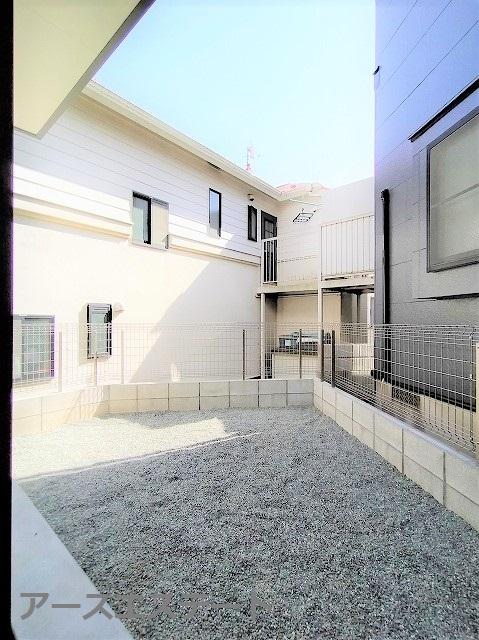●お庭スペース