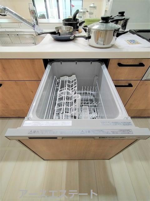●食器洗い乾燥機(キッチン)