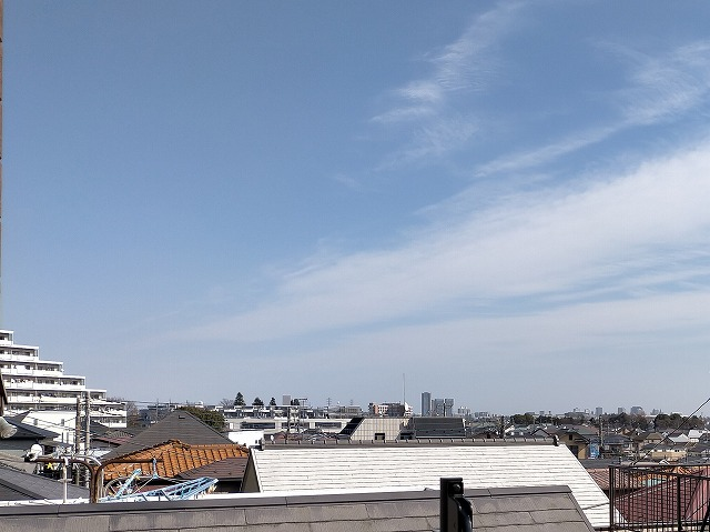 ●スカイバルコニーからの眺望